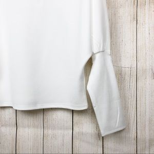 CBR Tops - CBR | Women's White of  the Shoulder Blouse NWT